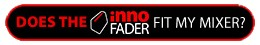 innoFADER compatibility